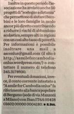 Articolo Giornale Cantù 2014 10 25 2 -s