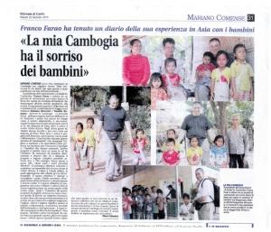 Articolo Giornale Cantù 2014_02_22