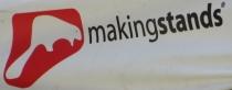 Logo Makingstands -s