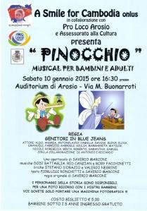 Locandina Pinocchio -s