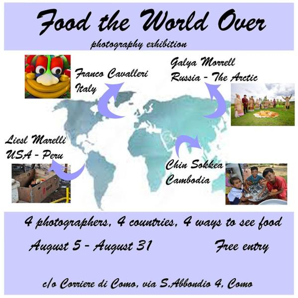 Food the world over